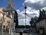 Stein Rathausplatz